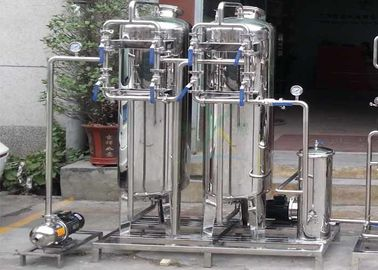2T Water Purification Machine / 2 Stage RO System For Hemodialysis Machine CE / ISO / SGS