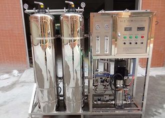 1000LPH RO Water Treatment System / Purification System 1T For Drinking Water