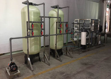 2000L/H Industrial Reverse Osmosis Water Treatment Plant 500 - 50000 Liter / Hour
