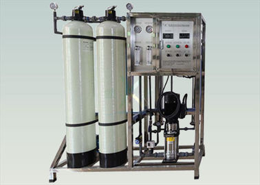 SUS304 Ultrafiltration Systems Water Treatment , 500L / H Water Purification Systems