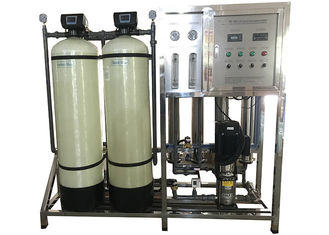 1000L/H Reverse Osmosis Water Treatment System Automatic Purification Filter